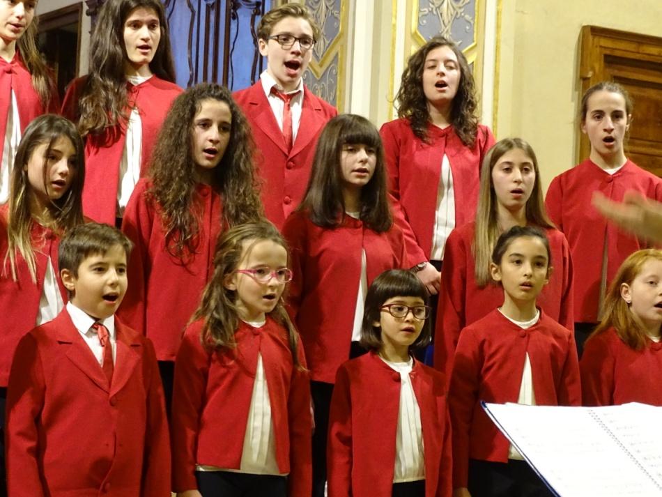 piccoli cantori