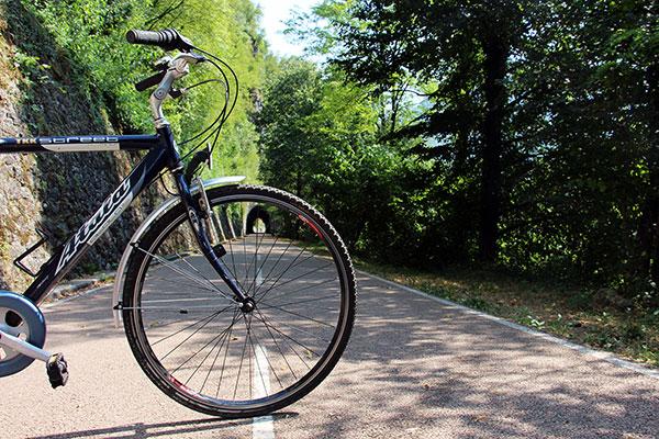 pista ciclabile val brembana bici