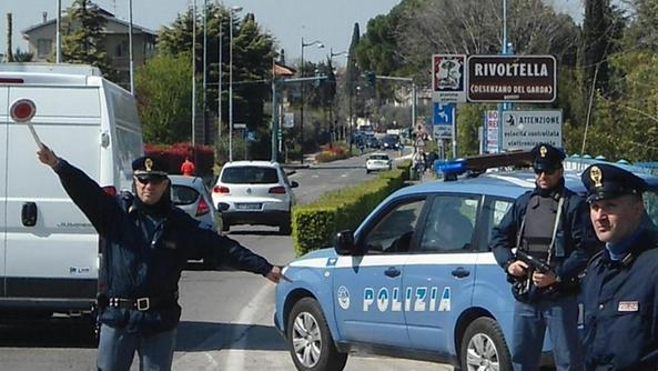 polizia stato brescia