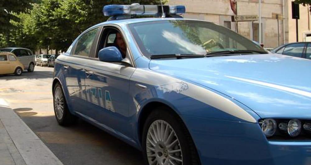volante della polizia di statojpg