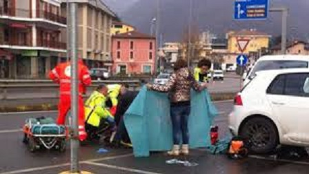 Incidente mortale Sarezzo