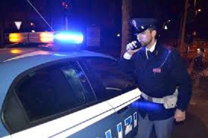 Polizia controlli caselli