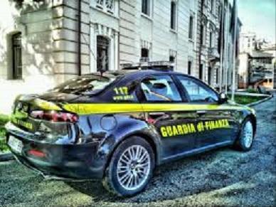 fiamme gialel auto nuova