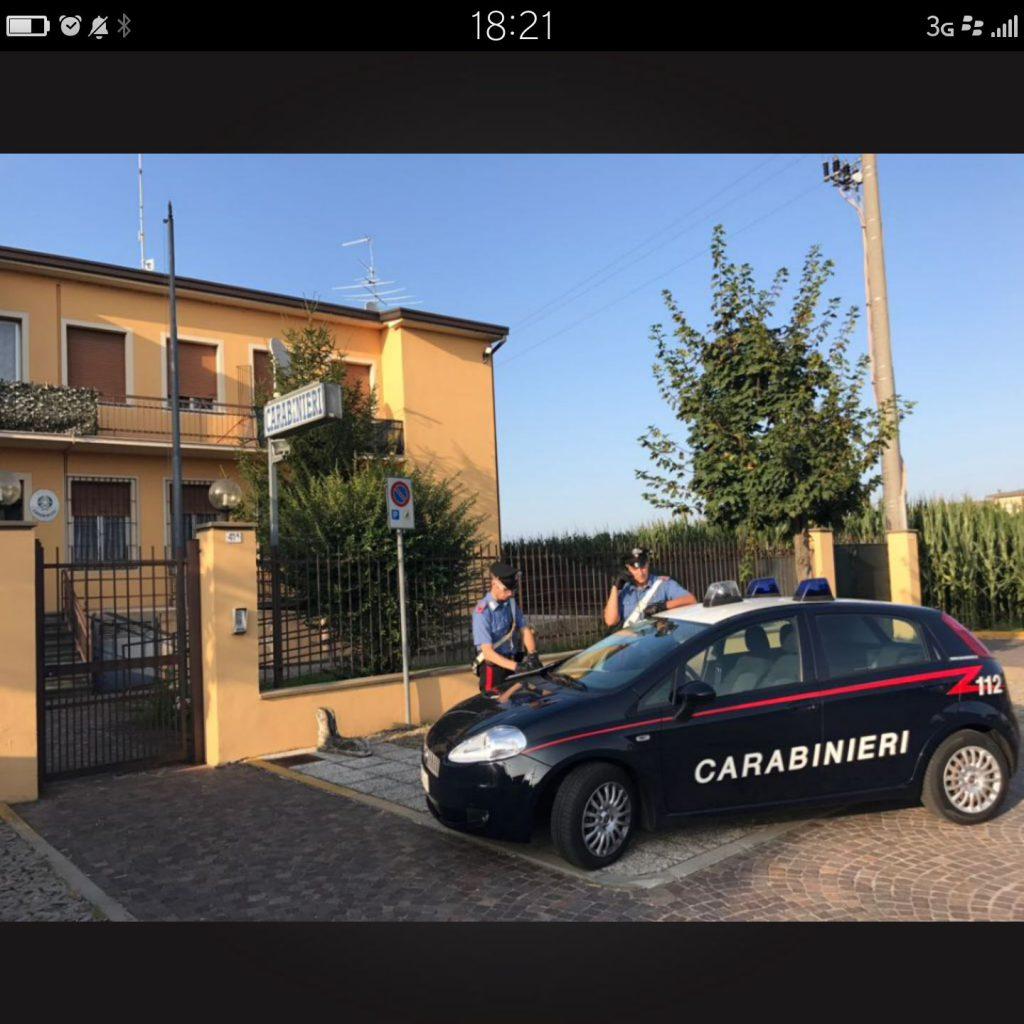 Carabinieri Trenzano