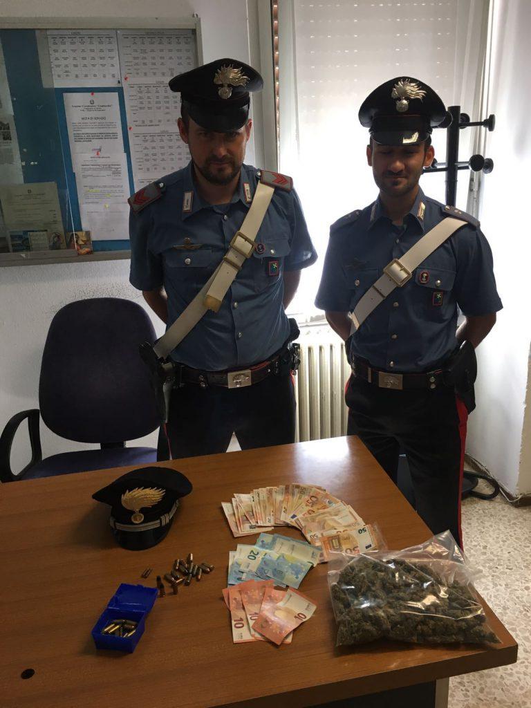 Carabinieri droga Pisogne