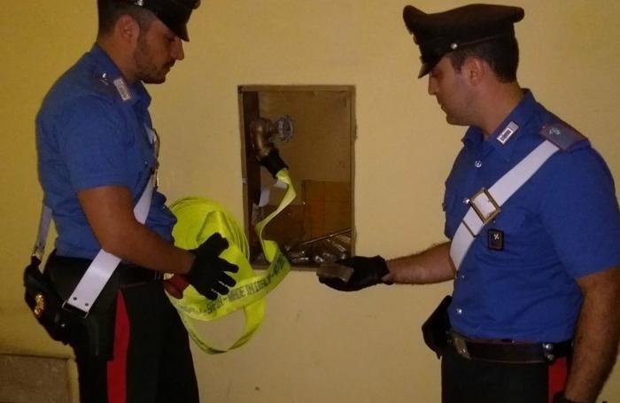droha Zingonia Carabinieri