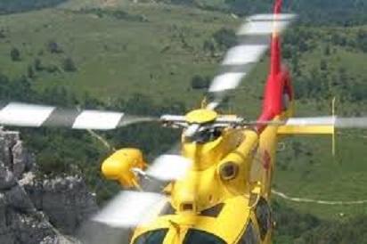 elicottero Maddalena