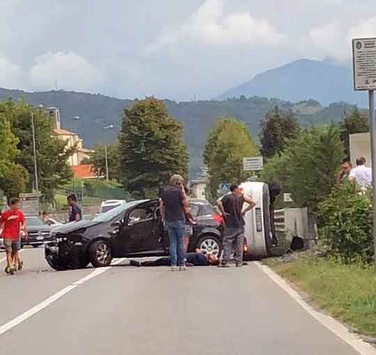 incidente endine gaiano