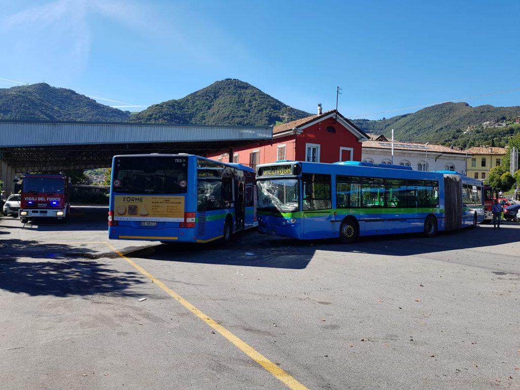 incidente autobus gazzaniga
