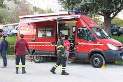 Vigilid el fuoco UCL