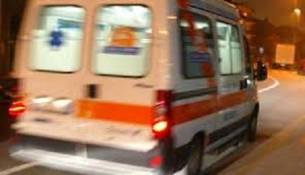 ambulanza di corsa