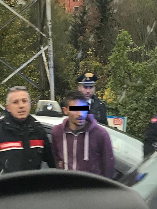 arresti carabinieri clusone