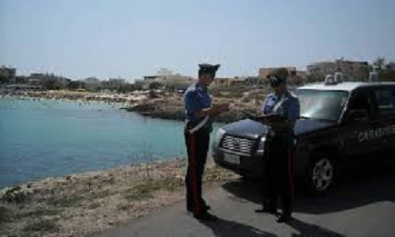 arresto Lampedusa