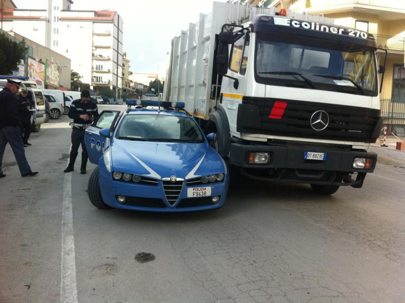 carabinieri camion