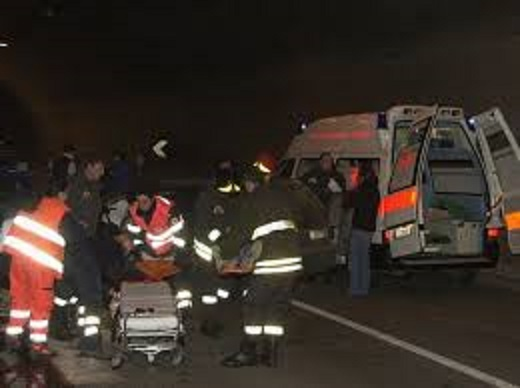 incidente notturno
