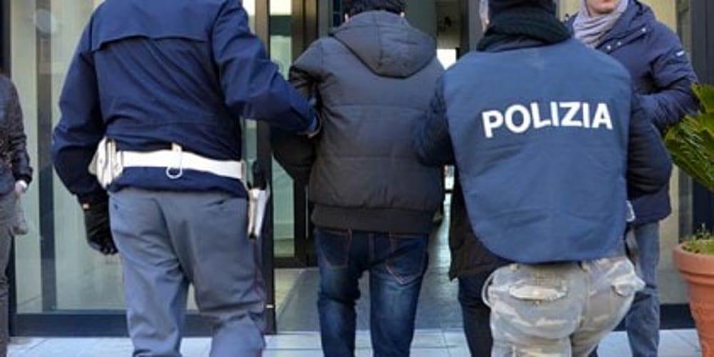 arresto polizia 2