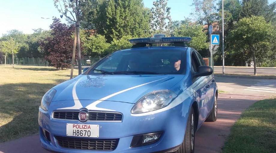 auto polizia desenzano