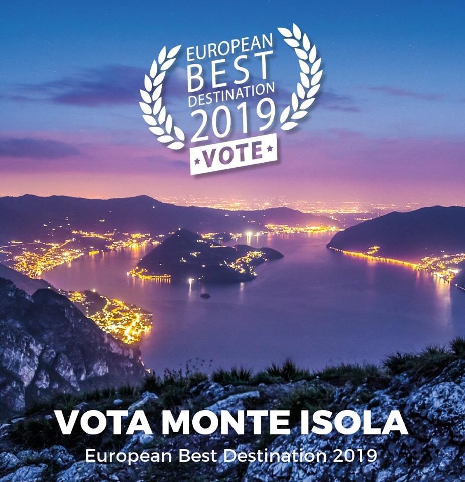 monte isola european best destination