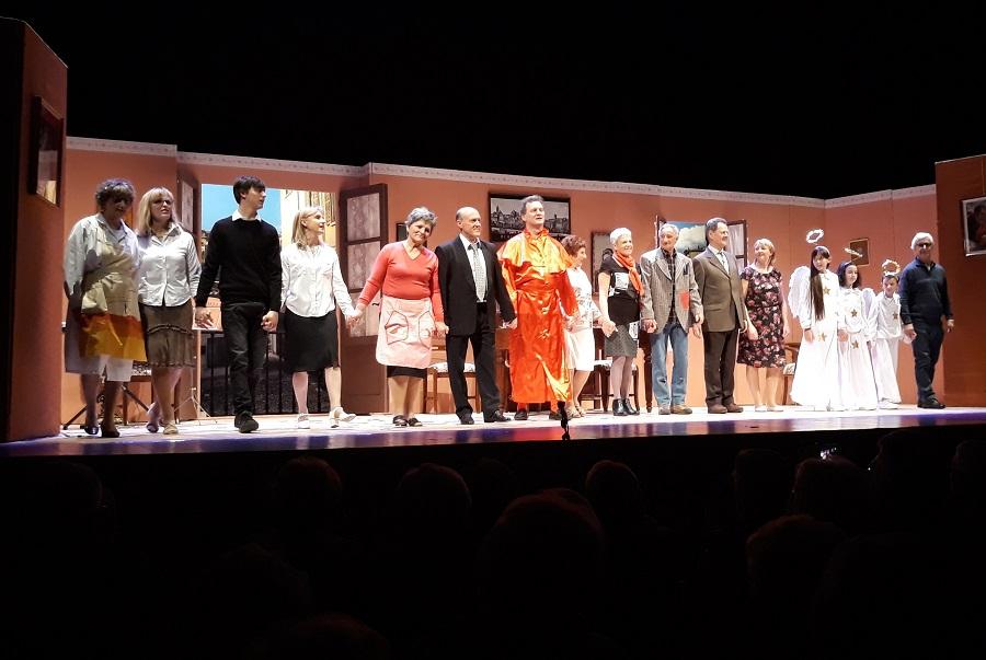 La Combricola Teatro Sociale 2019