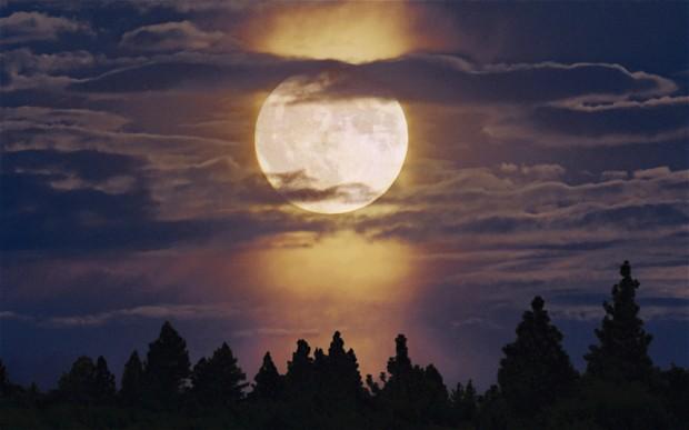 luna piena a natale non accadeva da 38 anni