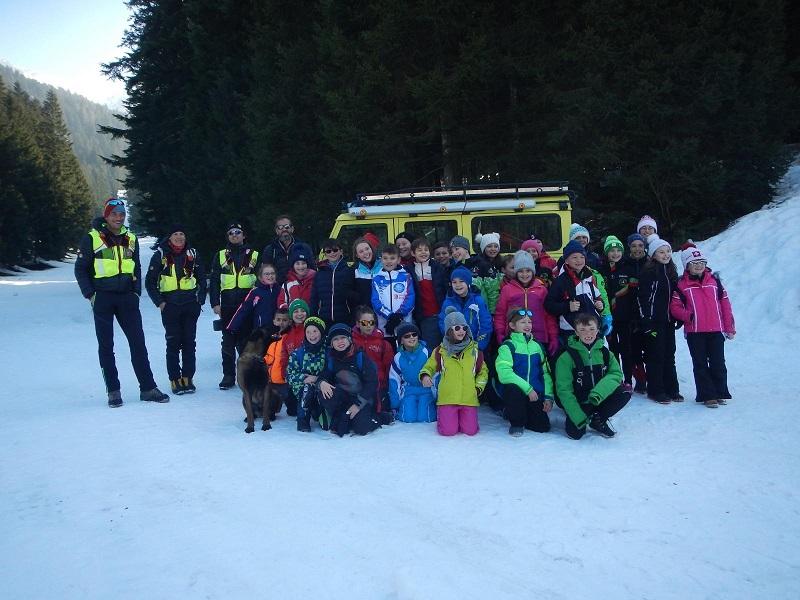 scuole e soccorso alpino
