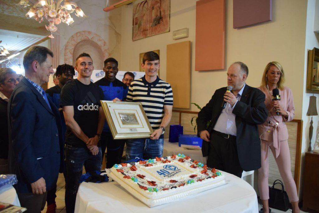 Atalanta Club Valgandino 40esimo fondazione 2019