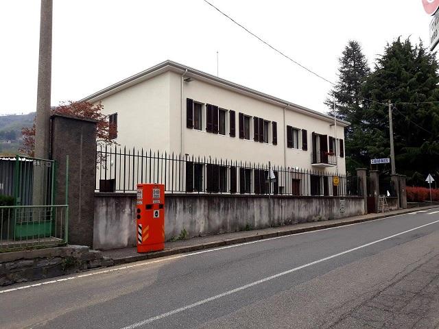 Caserma Carabinieri Gandino 2019
