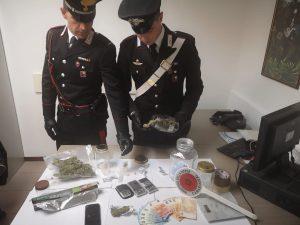 arresto droga darfo
