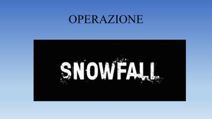 operazione snowfall