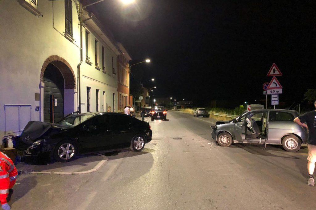 Incidente auto Pontevico