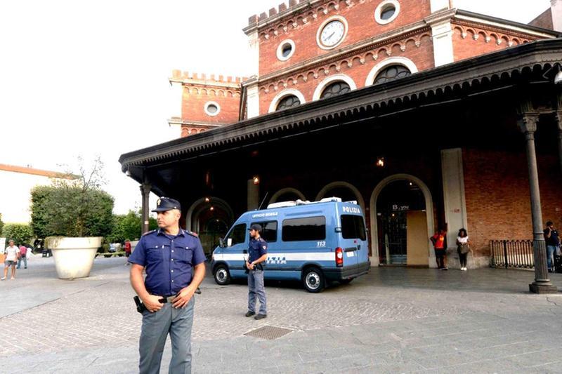 Stazione ferroviaria Brescia