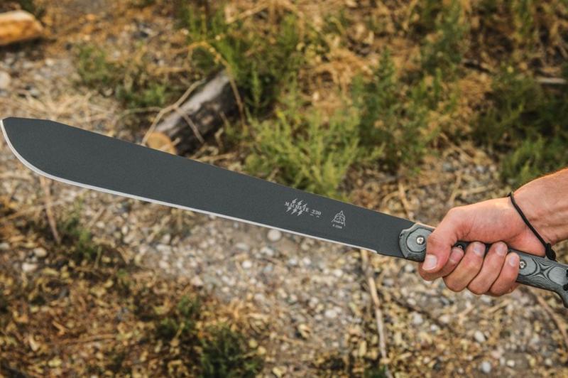 Violenza machete