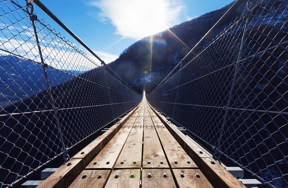 dossena ponte tibetano
