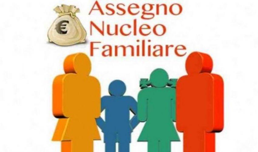 assegno nucleo famigliare