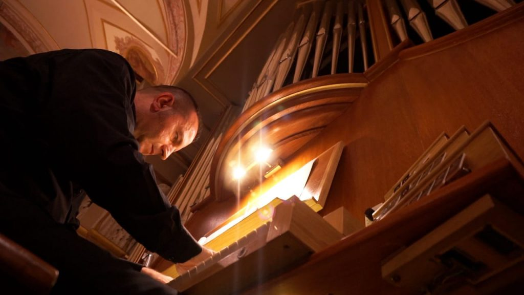 gianluca cagnani organista
