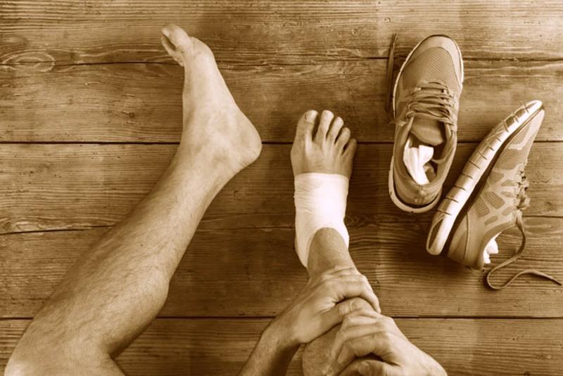 lesioni da corsa