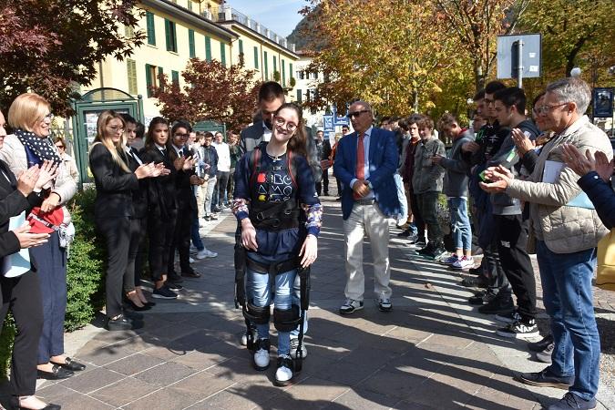 Alice Leccioli a San Pellegrino