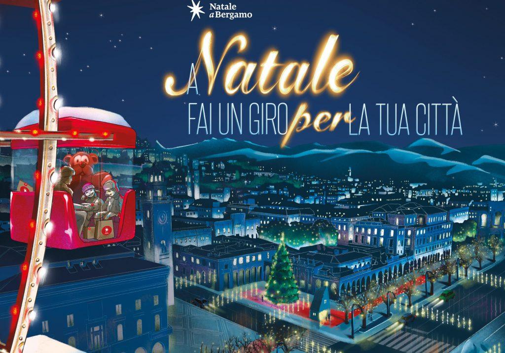locandina Natale a Bergamo orizzontale