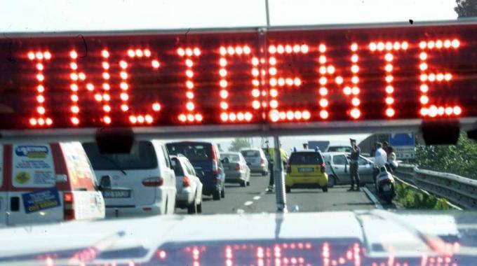 incidente autostrada 2