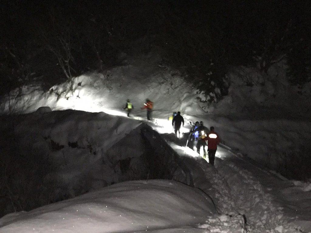 soccorso alpino valleve