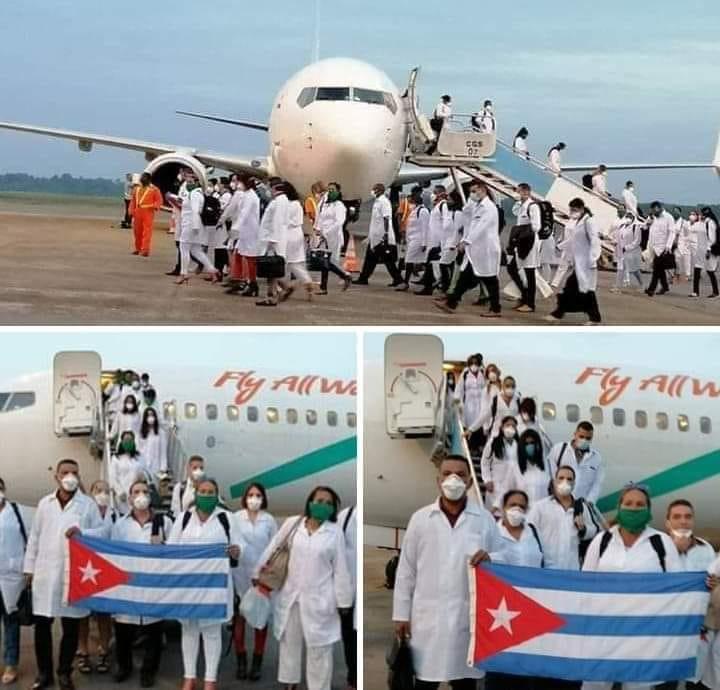 medici cubani italia