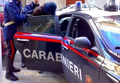 CC arresto spaccaitore