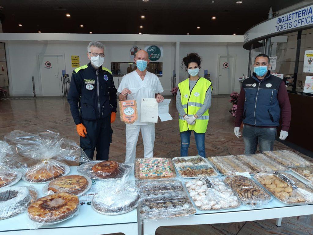 dolci marocchini ospedale campo