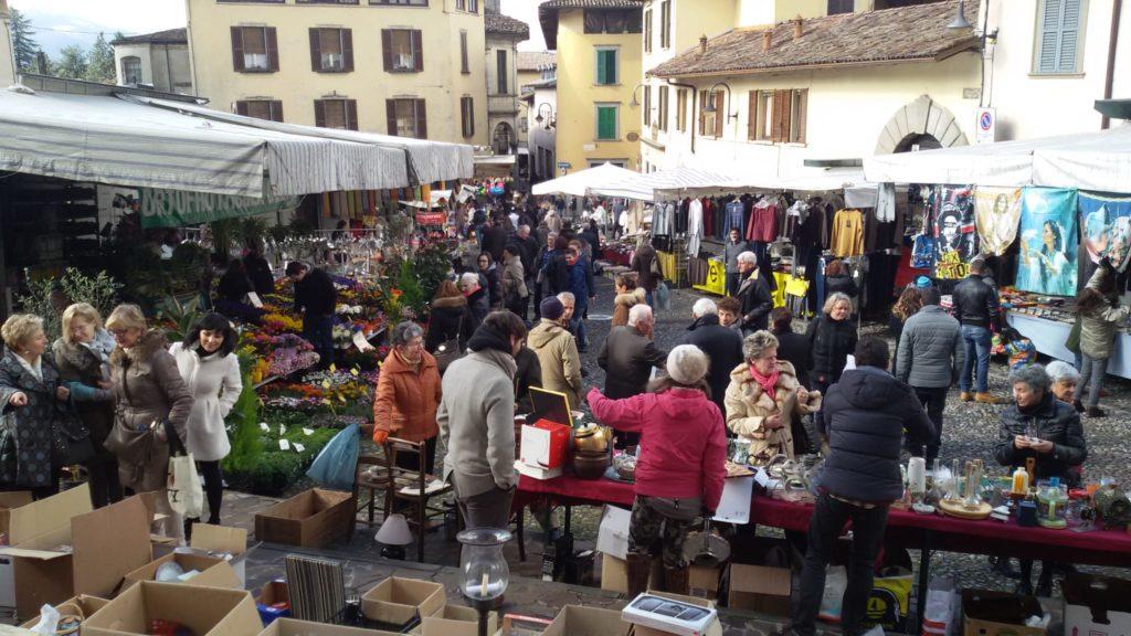 mercato gandino