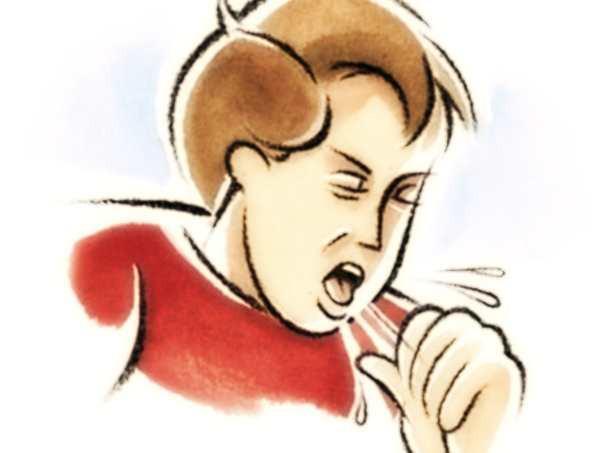 rimedio per la tosse grande