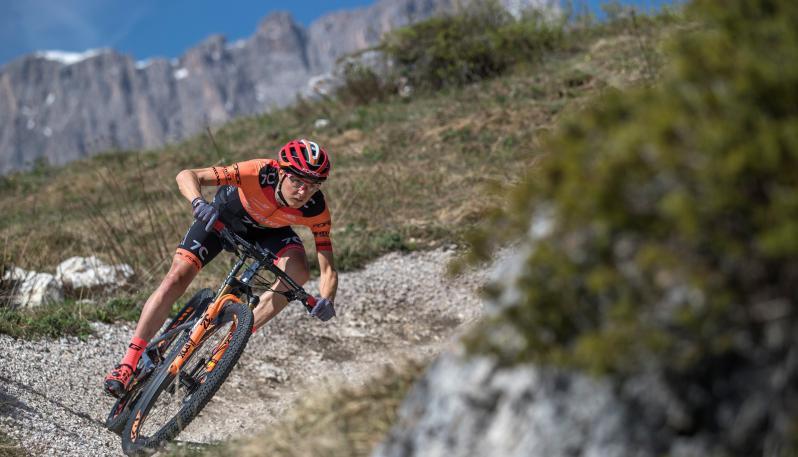 mountain bike Longo 177