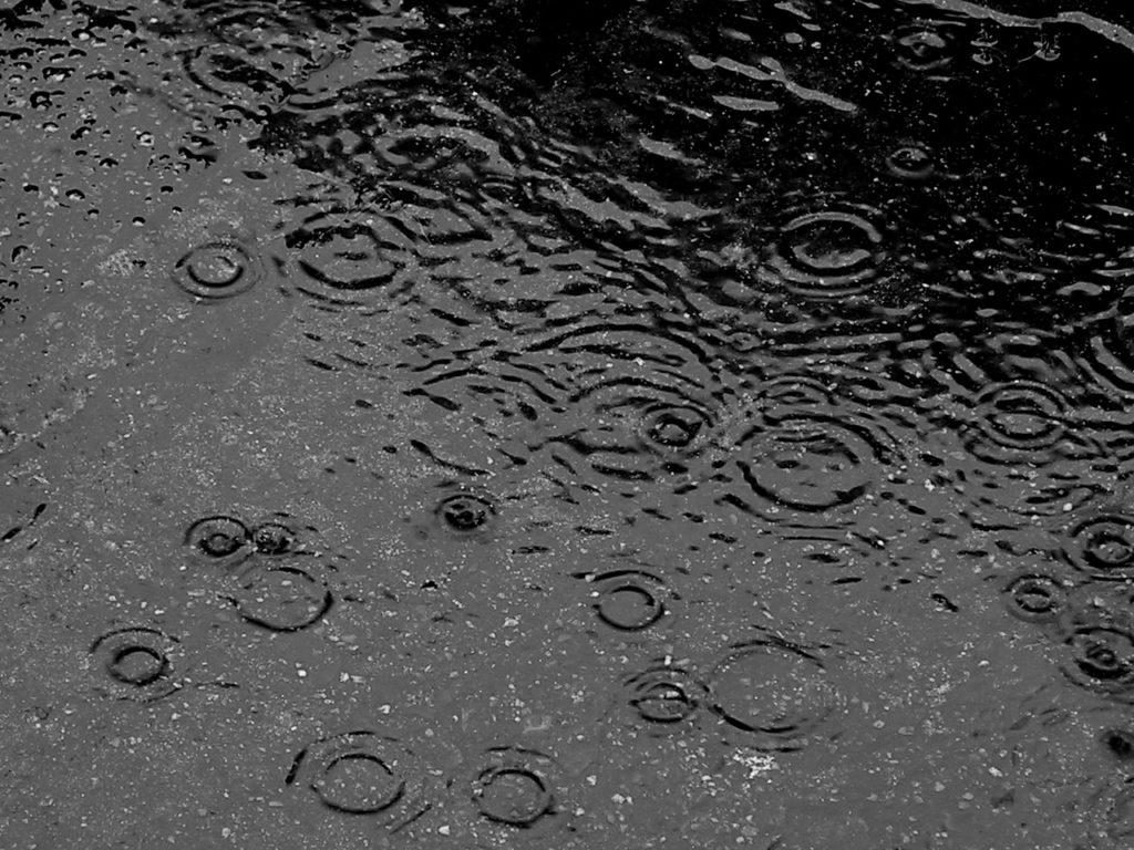 pioggia acqua