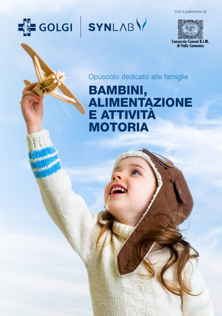 Cover Manuale Genitori 20 GOLGI