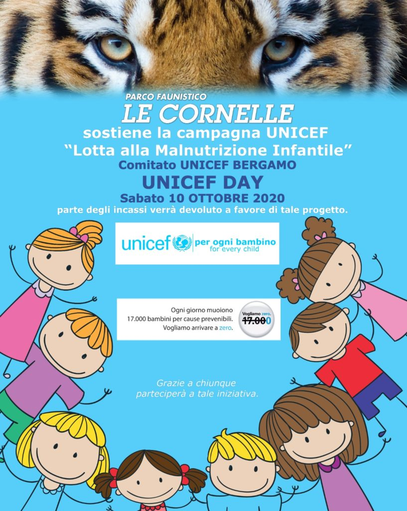 LeCornelle Locandina UnicefDay 10 10 2020