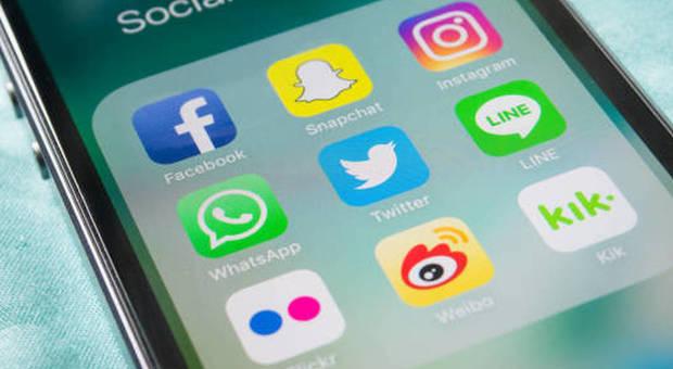 social facebook cellulare